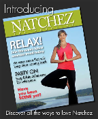 Natchez the Magazine one-year subscription